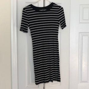 Forever21 T-shirt bodycon Dress